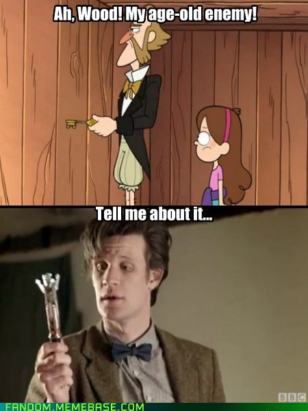 crossover Memes doctor who - 7117810688