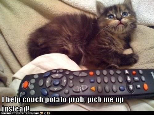 I help couch potato prob, pick me up instead!