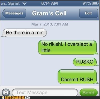 rikishi iPhones rusko grandma - 7118508032