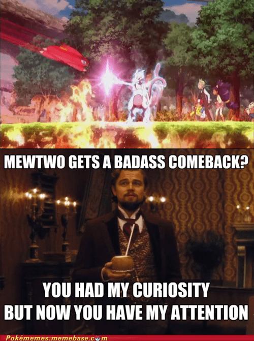 Pokémon leonardo dicaprio anime movies mewtwo - 7118689024