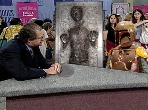 star wars,antiques roadshow,boba fett