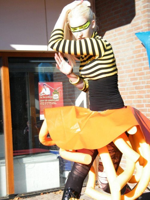 wtf bees costume - 7118846720
