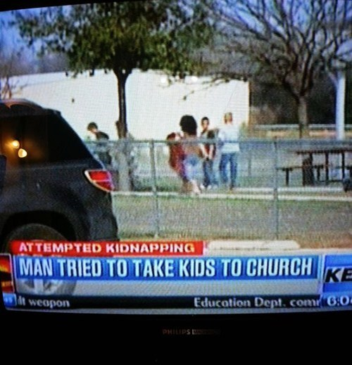 news,church,kidnapping