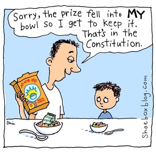 cereals,toys,comics