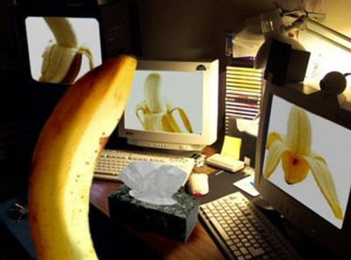 banana,take it off,peel
