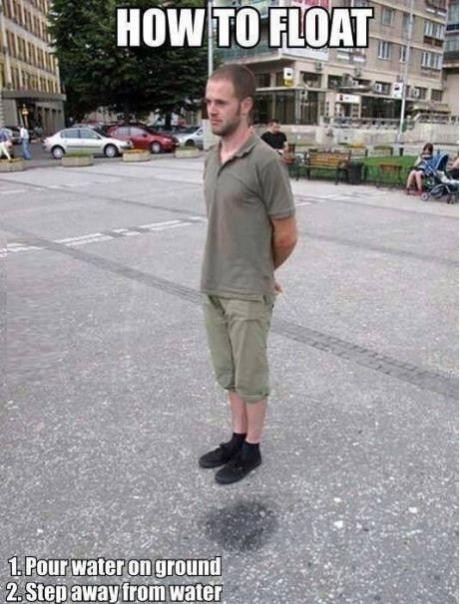 floating perspective illusion - 7119298560