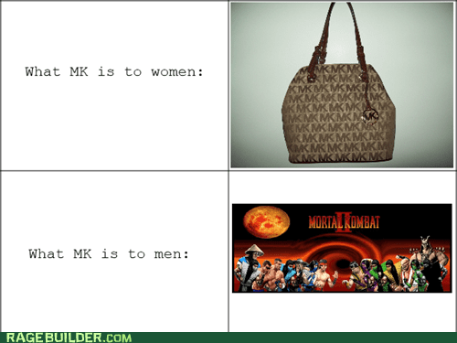 Mortal Kombat,michael kors