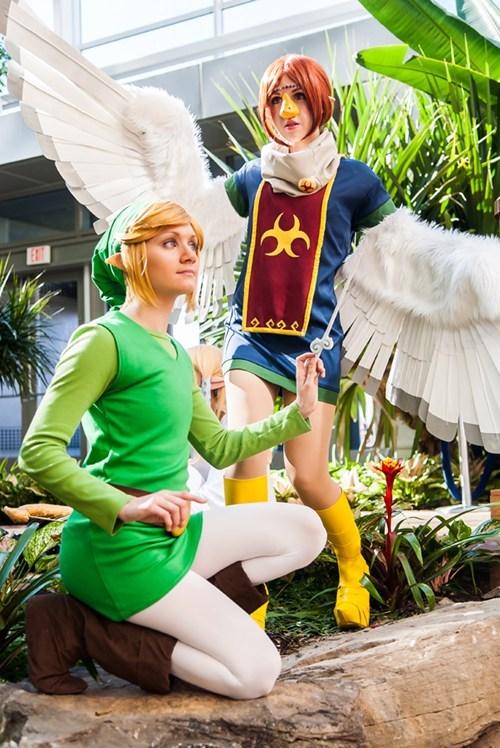 cosplay,legend of zelda,video games