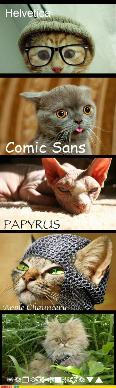 fonts Cats - 7119466240