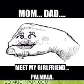palm forever alone similar sounding prefix name - 7119587840