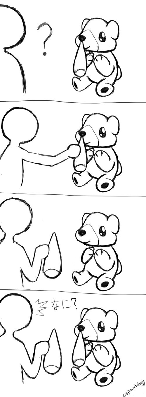 cubchoo Pokémon art - 7119596544