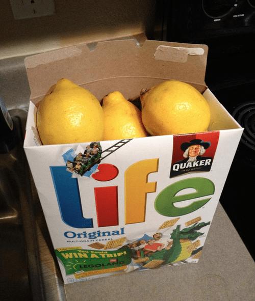 pun lemons cereal - 7119622656