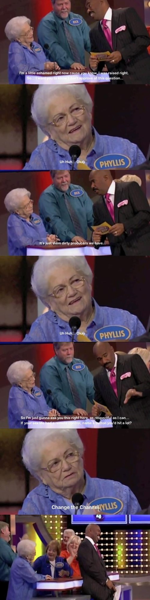 game show seniors old people rock cute