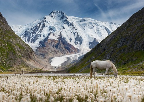 Valley of Unicorns, Kyrgyzstan
