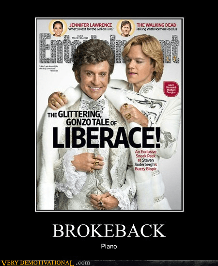 Movie,brokeback mountain,liberace