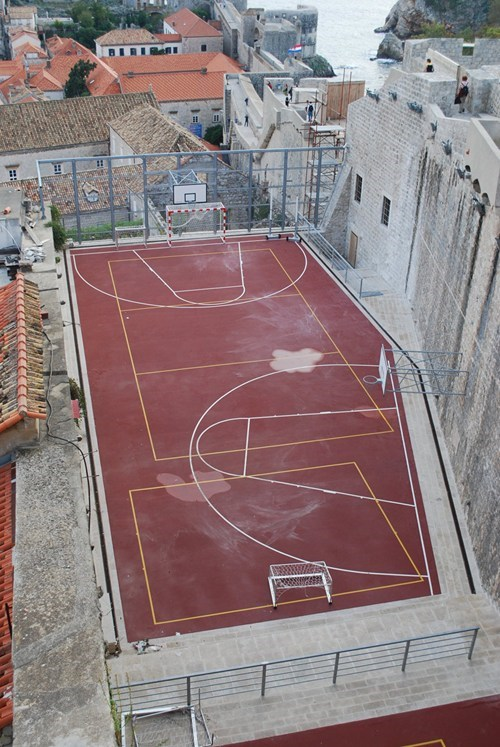 Croatia basketball court basketball g rated there I fixed it - 7120315904