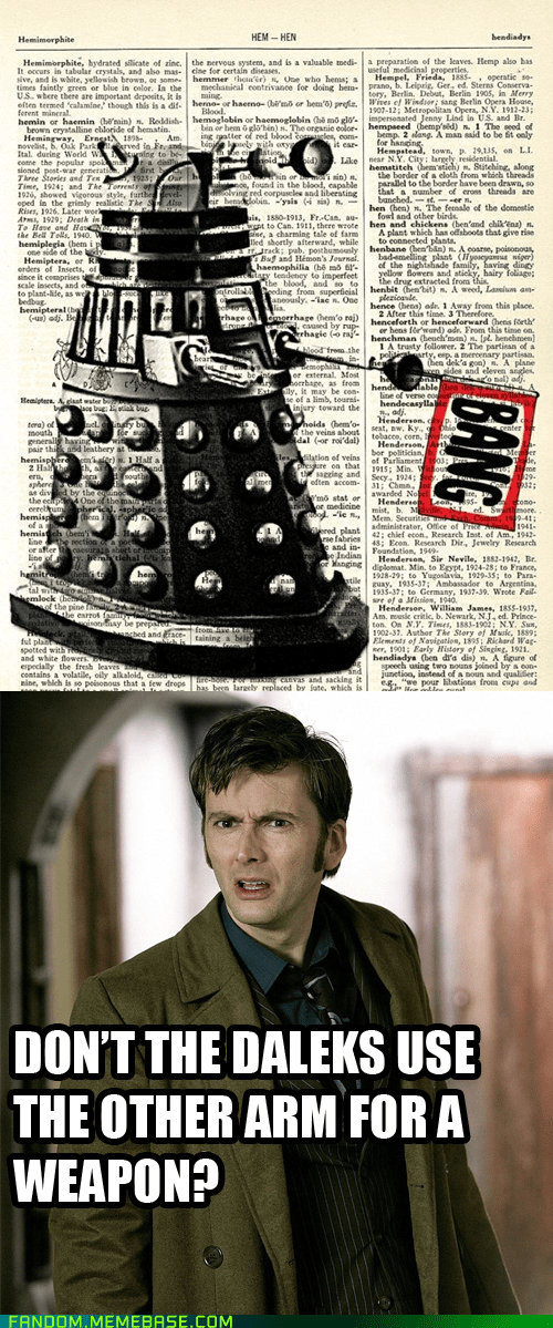 daleks,doctor who,re-frames