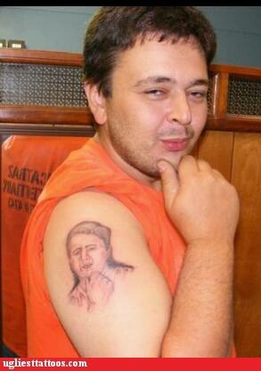 arm tattoos portrait tattoos self portrait - 7120701952