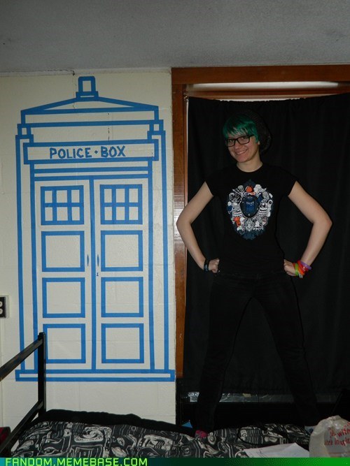 tardis doctor who DIY - 7121281280