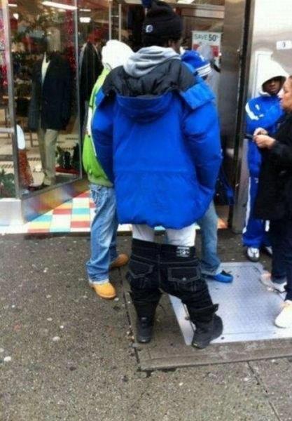 jeans saggy pants ganstas poorly dressed g rated - 7121565184
