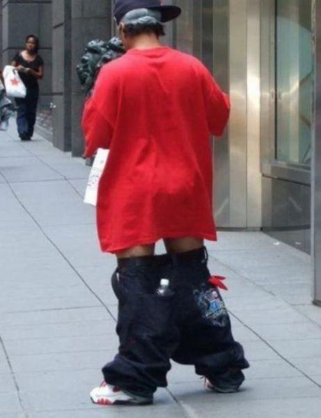 saggy pants baggy ganstas - 7121569536