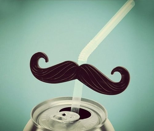 moustache sir straw after 12 g rated - 7121948416