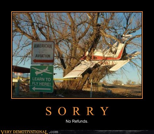difficult idiots sorry flight lessons