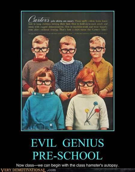 kids,glasses,evil genius