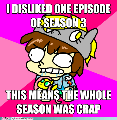 season 3 Bronies rabid brony Memes - 7122265600