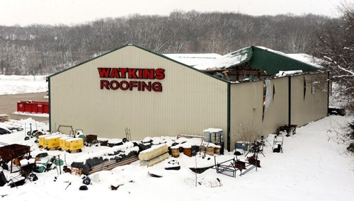 whoops accident roofing irony fail nation g rated - 7122297088