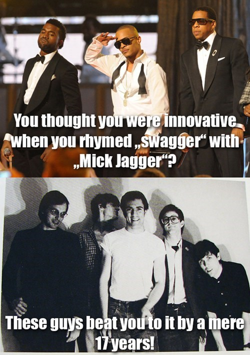mick jagger kanye west swagger j-d-buhl Jay Z - 7123715840