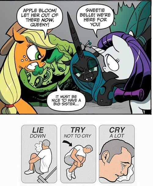 try not to cry liquid pride comics - 7124778496