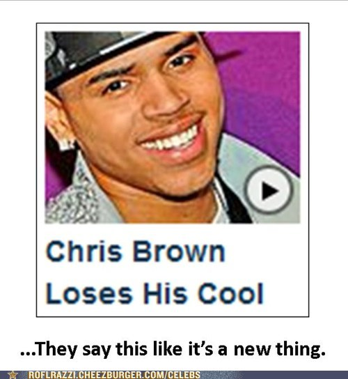 headline,new,chris brown,losing it