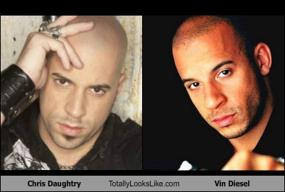chris daughtry,vin diesel,TLL