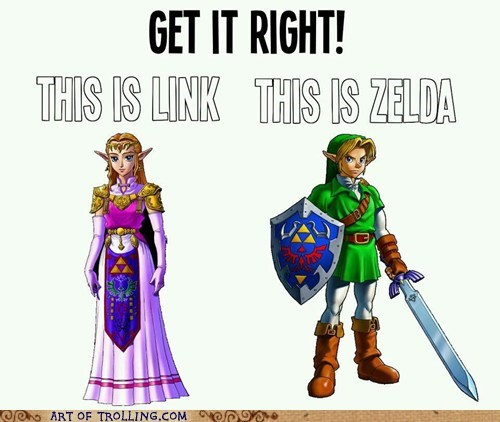 link,video games,zelda