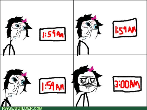 me gusta,daylight savings time