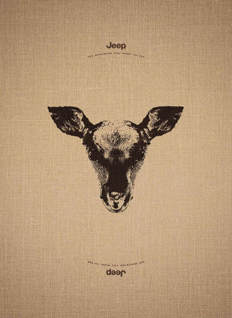 cool optical illusion animals - 7127813