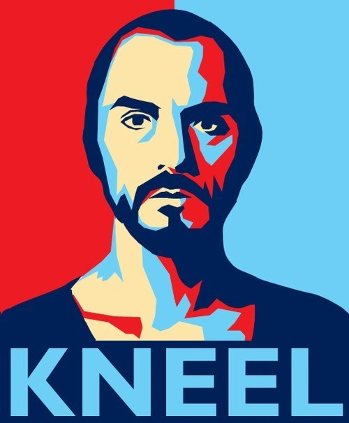 art kneel before zod superman - 7128629248