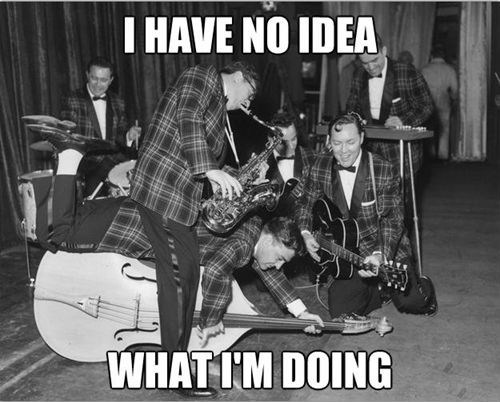 bill haley,rock n roll,drop the bass