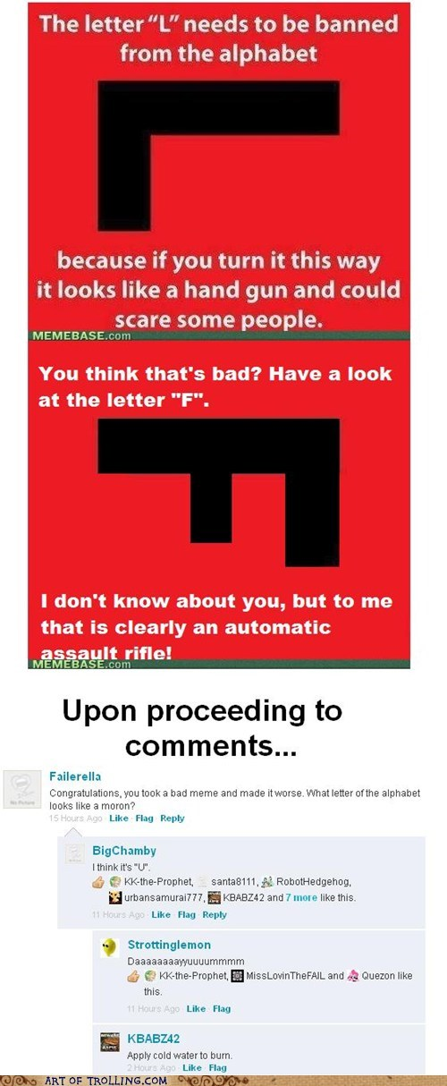 guns alphabet banned - 7129500416