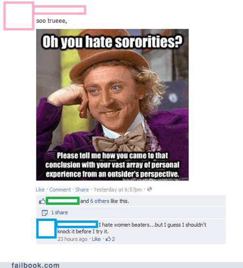 sororities condescending wonka logic - 7129794560
