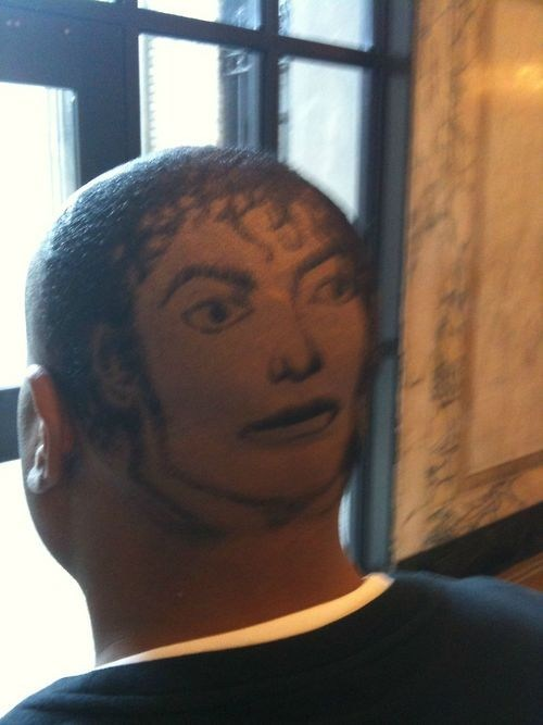 hairdos,michale jackson,faces