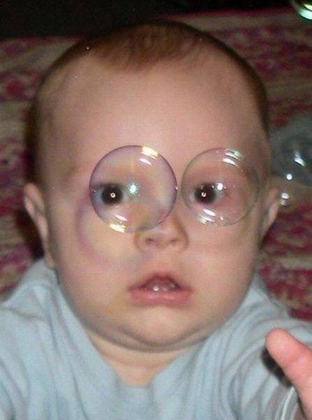 Babies daww bubbles - 7129953536