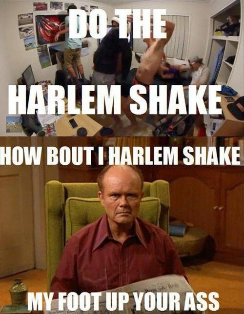 red foreman,harlem shake,that 70s show