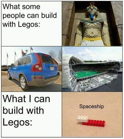 spaceships wins lego g rated Parenting FAILS - 7130135040