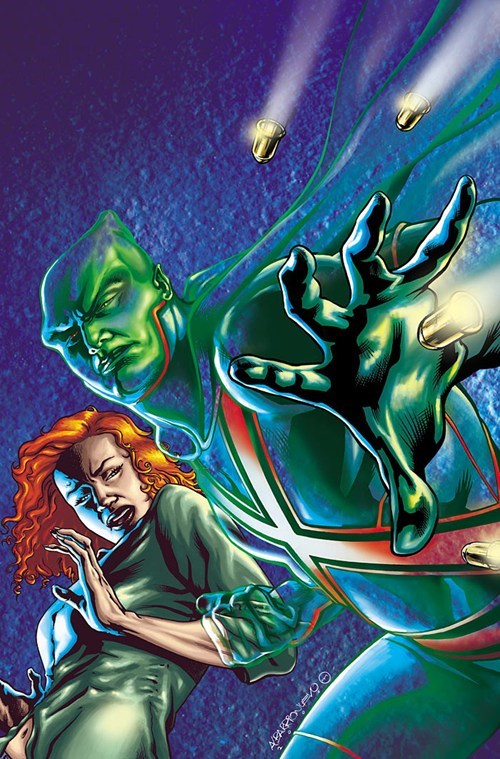 art bullets neo martian manhunter - 7130242048