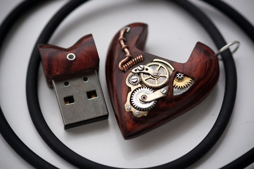 Steampunk gadget USB g rated win - 7130269440