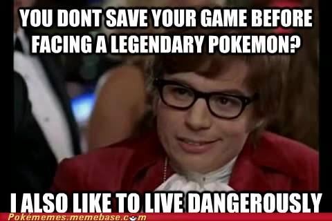 Pokémon legendaries image macros austin powers - 7130335744
