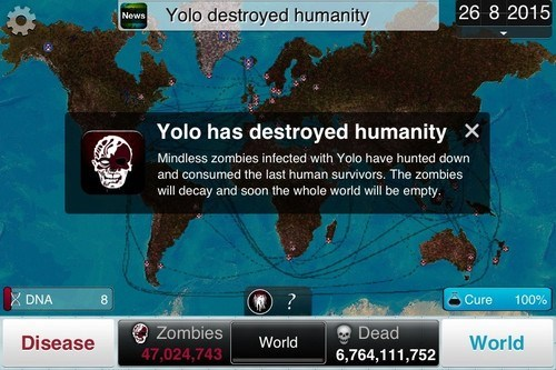 yolo,game over man,pandemic