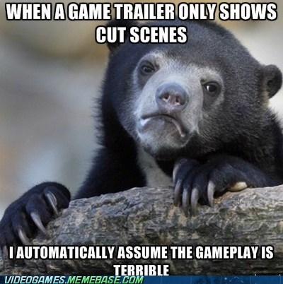gameplay,Memes,trailers,Confession Bear